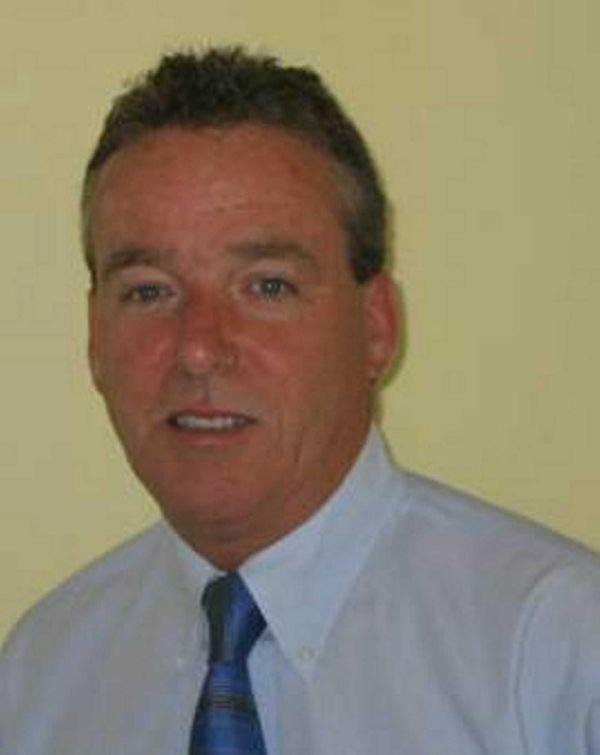 Real estate adviser John Patrick O'Hara, 55, a