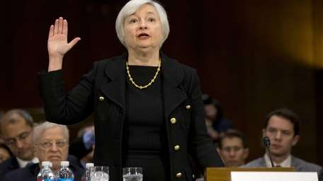 Janet Yellen, President Barack Obama's nominee to become