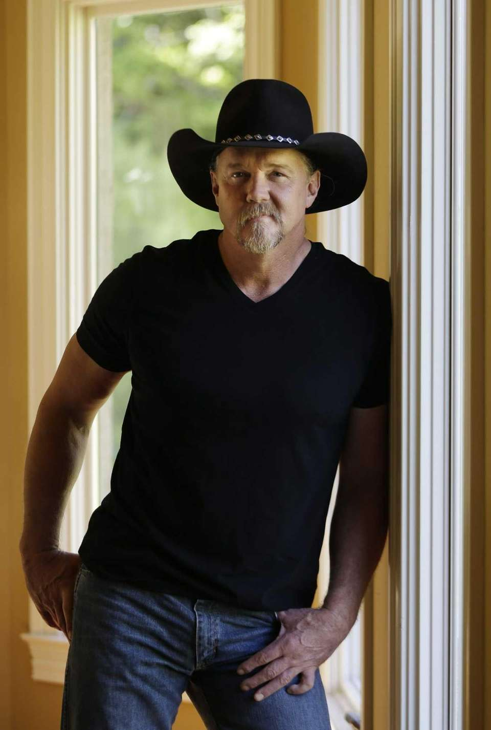 Country singer Trace Adkins will perform his Christmas