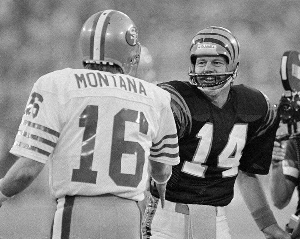 Jan. 24, 1982 Result: 49ers 26, Bengals 21