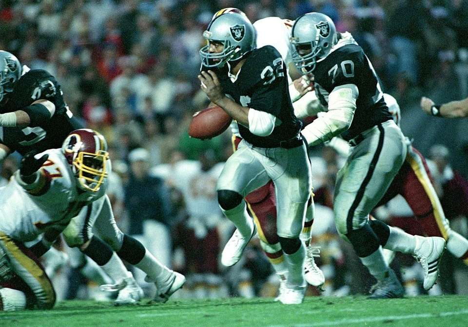 Jan. 24, 1984 Result: Raiders 38, Redskins 9