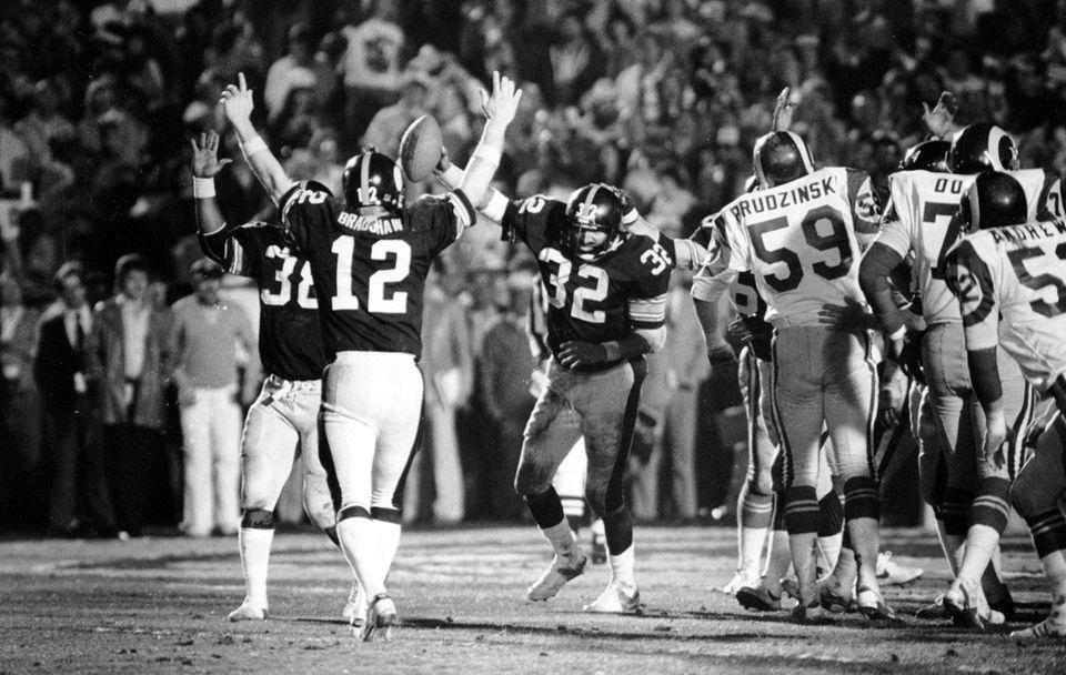 Jan. 20, 1980 Result: Steelers 31, Rams 19
