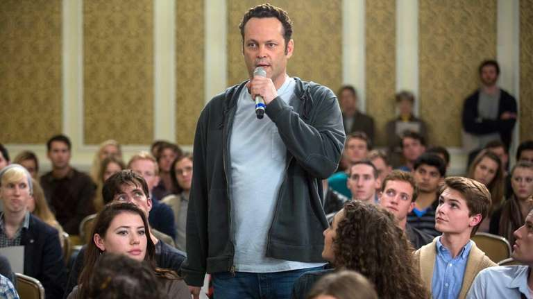 Vince Vaughn in a scene from