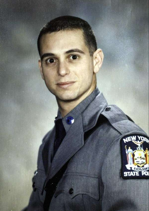 Jeffry Edelson was a New York State Trooper