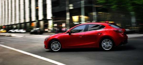 The Mazda3 comes in both sedan and five-door