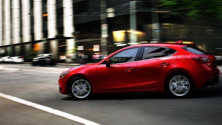 The Mazda3 comes in both sedan and five-door