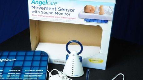 Angelcare Monitors Inc. is recalling 600,000 baby monitors