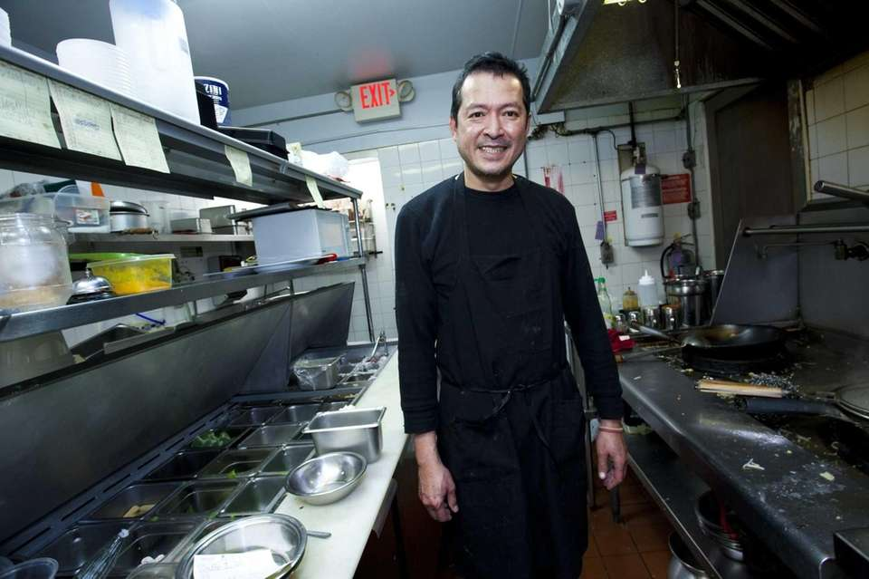 Settapat Bunnak, chef and owner of Bangkok Pavilion