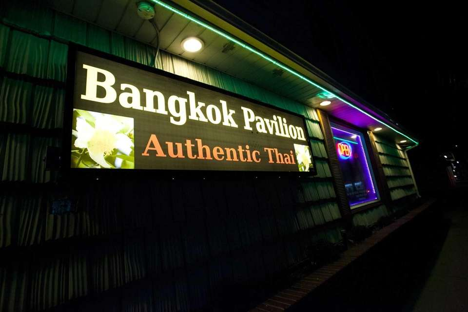 Bangkok Pavilion serves authentic Thai cuisine on Main