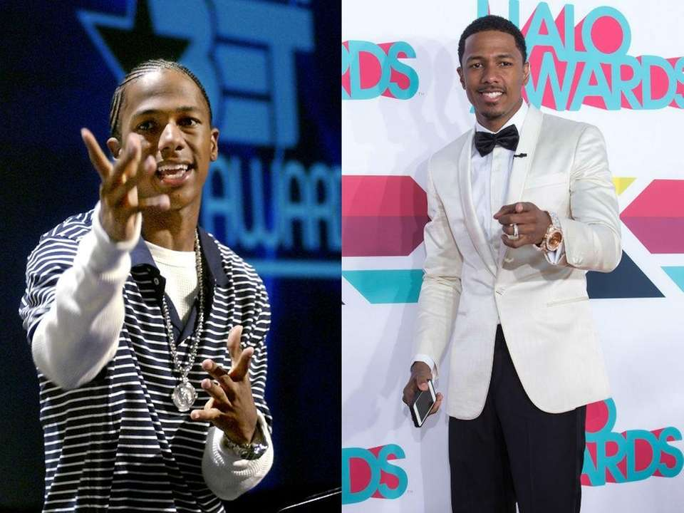 Actor Nick Cannon at the the Kodak Theatre
