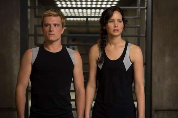 This image released by Lionsgate shows Josh Hutcherson