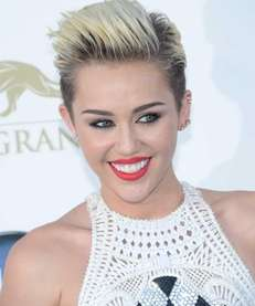 Miley Cyrus' home was burglarized the day before