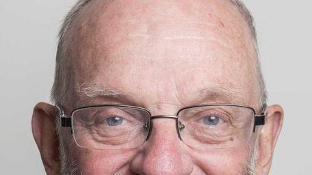 Shelter Island Town Supervisor Jim Dougherty. (July 10,