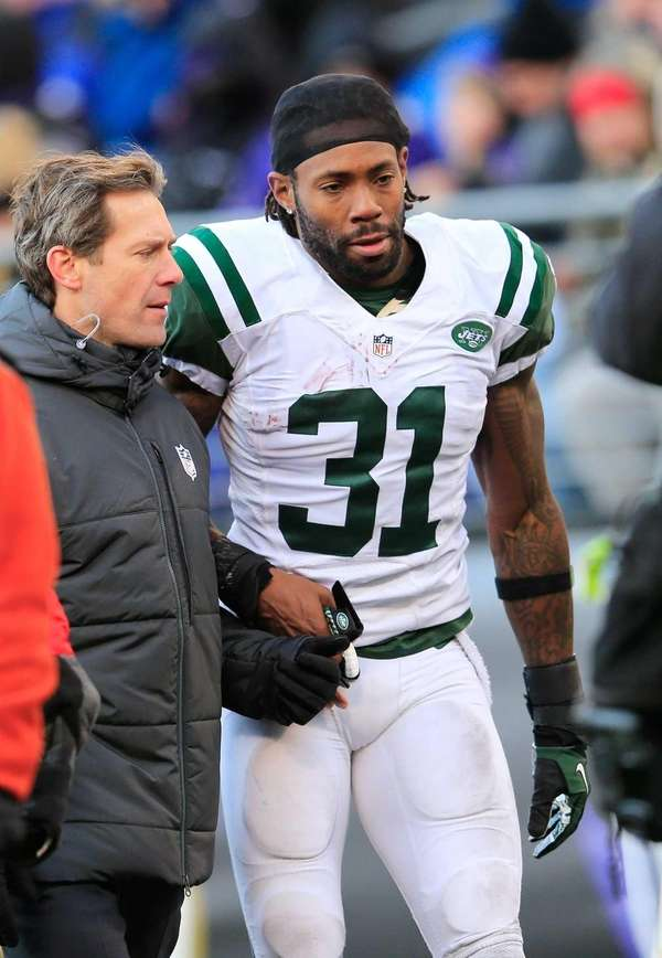 Jets' Antonio Cromartie says he will be 100