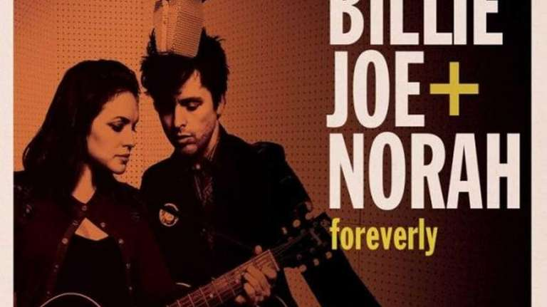 Album cover for Billie Joe Armstrong and Norah