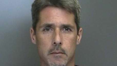 Peter Torrillo, of Eastport, was arrested and charged