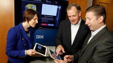 Michael Rhodin, Senior Vice President, IBM Software Solutions