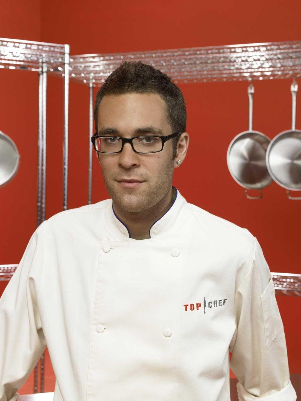 Chef Ilan Hall, winner of the second season