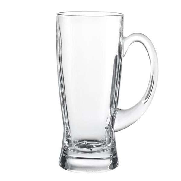 The Spiegelau Refresh Beer Stein is expertly tapered