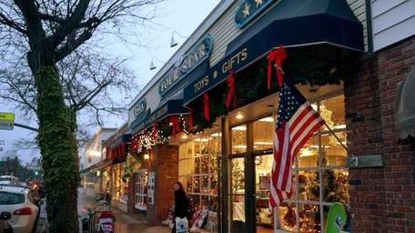 Sayville is combining its Miracle on Main Street