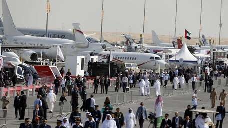 Demand for commercial aircraft plunged nearly 16 percent