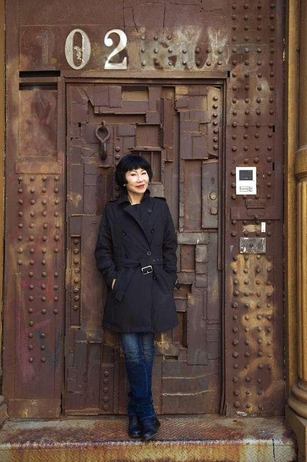 Amy Tan, author of quot;The Valley of Amazementquot;