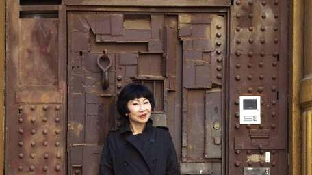 Amy Tan, author of