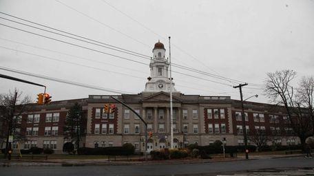 Sewananka High School in Franklin Square. (Nov. 27,