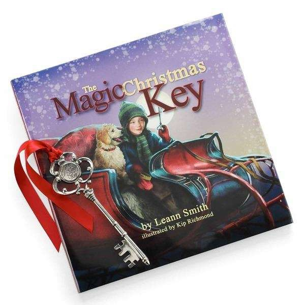 """The Magic Christmas Key"" by Leann Smith is"