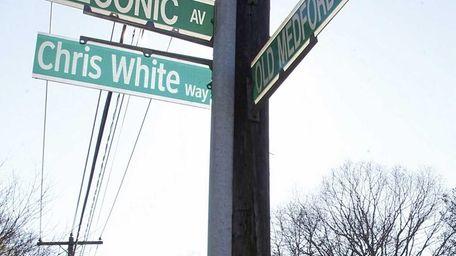 Peconic Avenue in Medford was named for resident