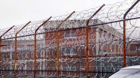 This March 16, 2011 shows a security fence