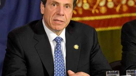 Gov. Andrew M. Cuomo appoints the Moreland Commission