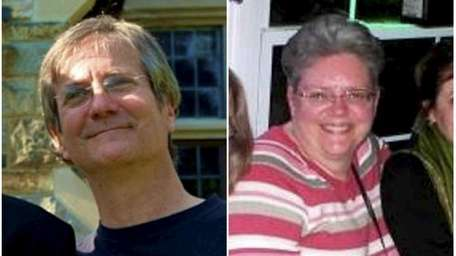 Left: James Lovell, 58, of Cold Spring is