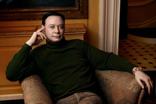 Andrew Solomon, author of