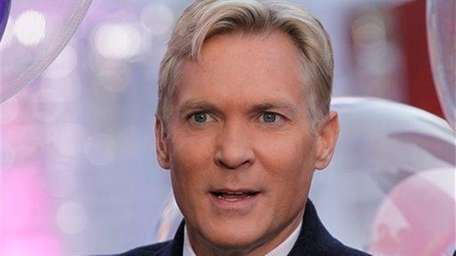 Sam Champion, seen here in a 2012 photo,