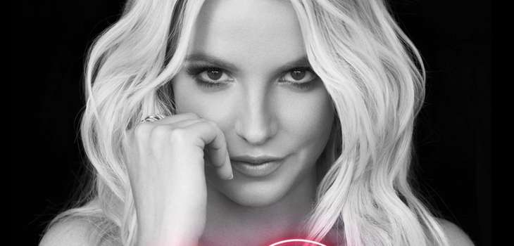 "Album cover for Britney Spears' ""Britney Jean,"" from"