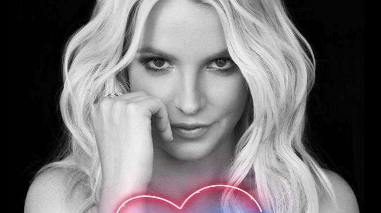 Album cover for Britney Spears'