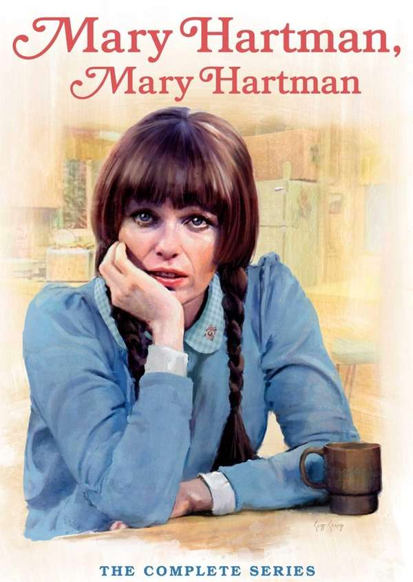 """Mary Hartman, Mary Hartman: The Complete Series"" is"