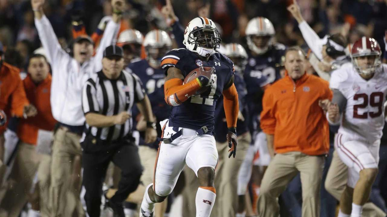 Verne Lundquist calls Auburn-Alabama equal to Nicklaus at ...