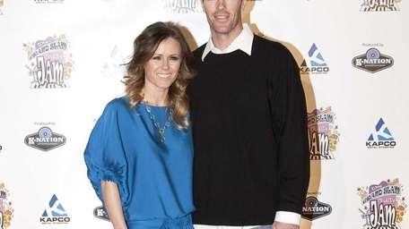 Trista Sutter and Ryan Sutter attends the 2nd