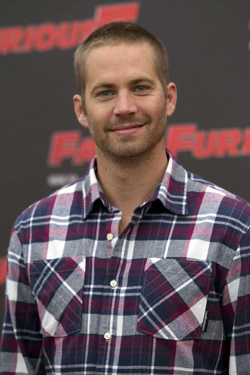 Paul Walker (Sept. 12, 1973 -- Nov. 30,
