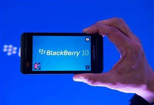 BlackBerry may get out of the handset business,