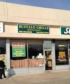 Buffalo Grille is new to the Morton Village