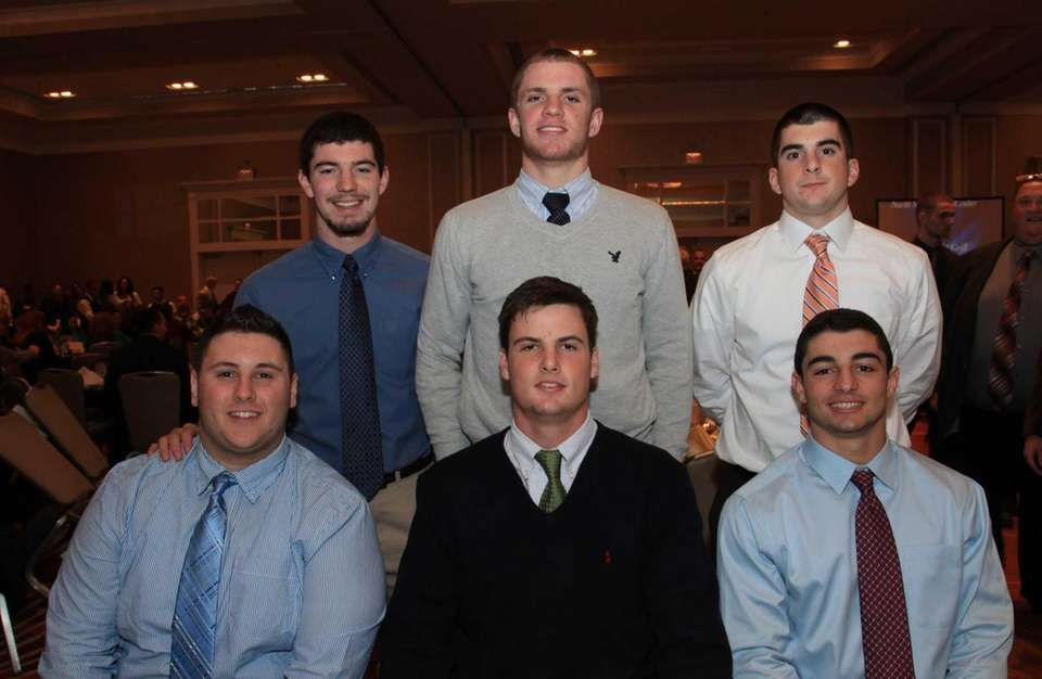 Babylon H.S. Suffolk County Division IV Champions share