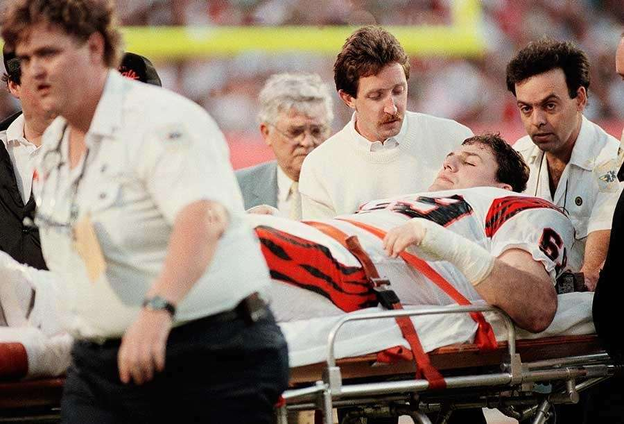 Worst injuries in Super Bowl history | Newsday