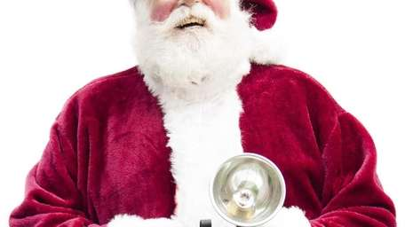 Kids can have a quiet visit with Santa