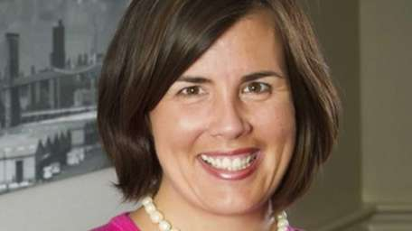 Theresa Driscoll has been elected vice president of