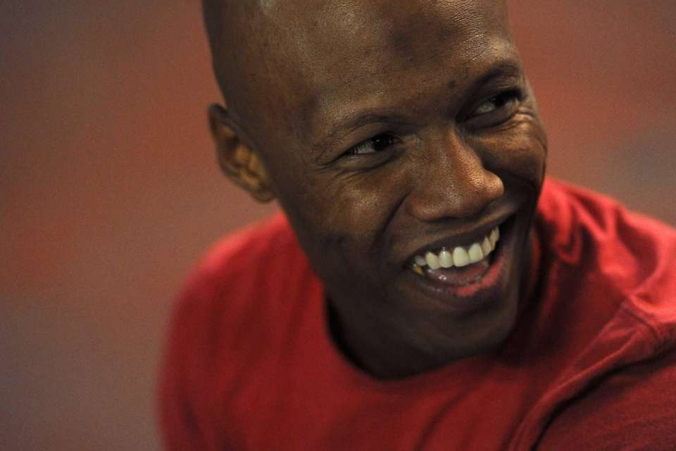NEW YORK, NY - DECEMBER 04: Zab Judah