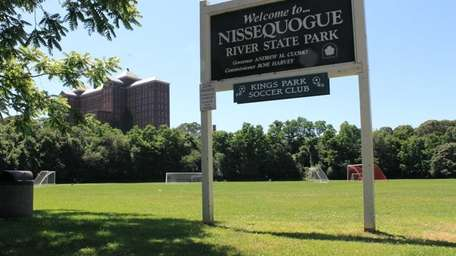 Nissequogue River State Park. (June 27, 2012)