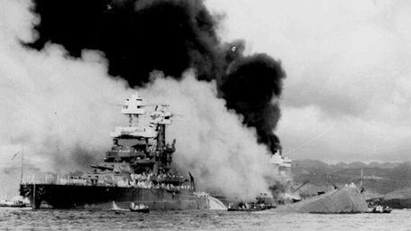 Japan's Dec. 7, 1941 attack on Pearl Harbor